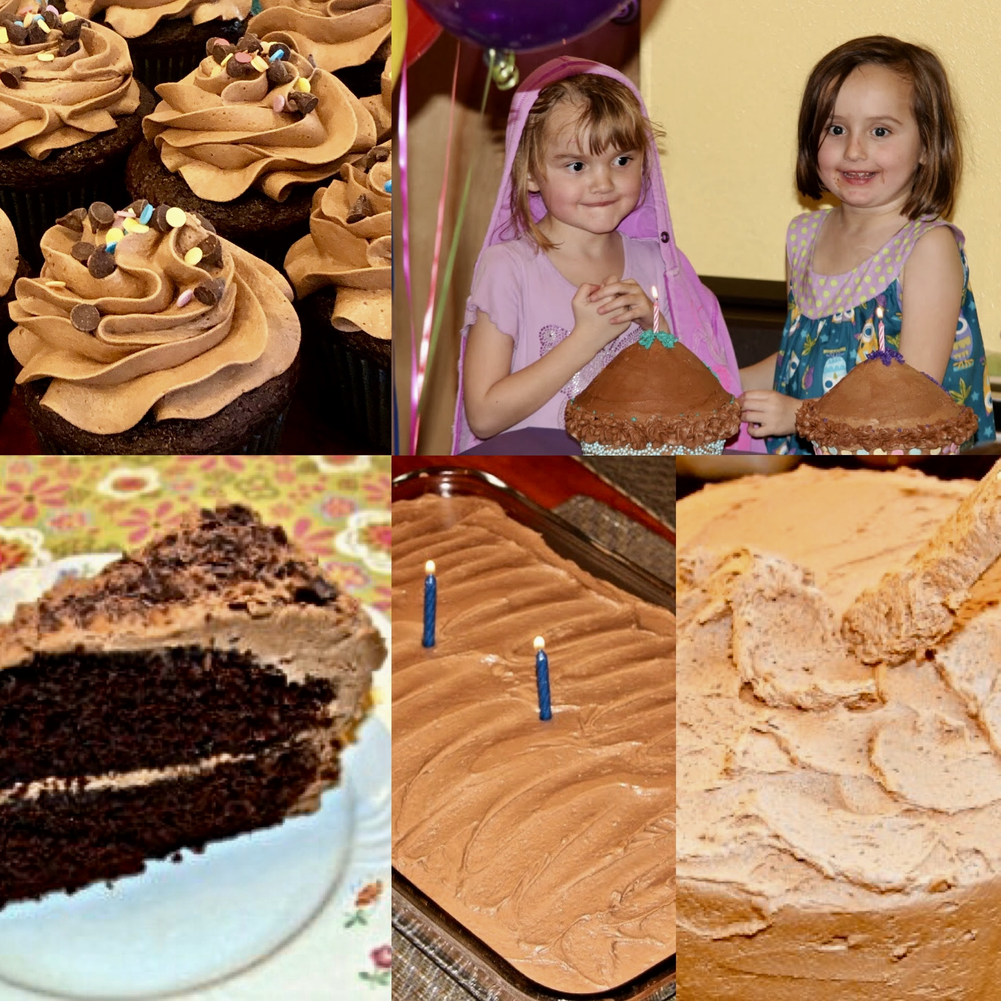 cocoa buttercream frosting